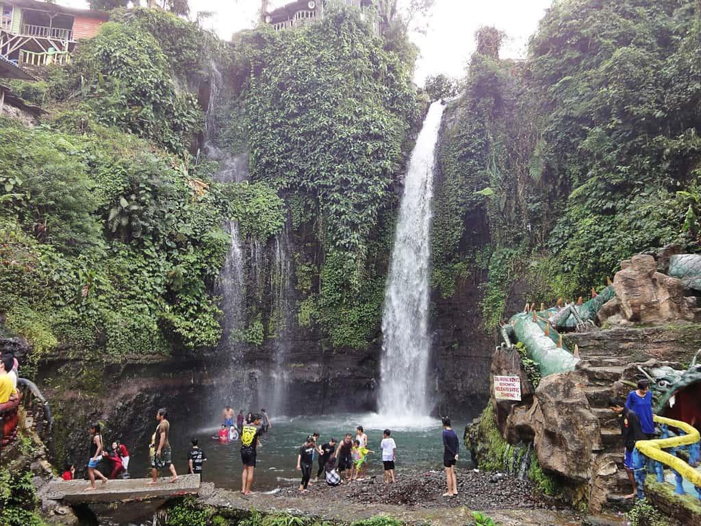 Curug Nangka tempat wisata di bogor