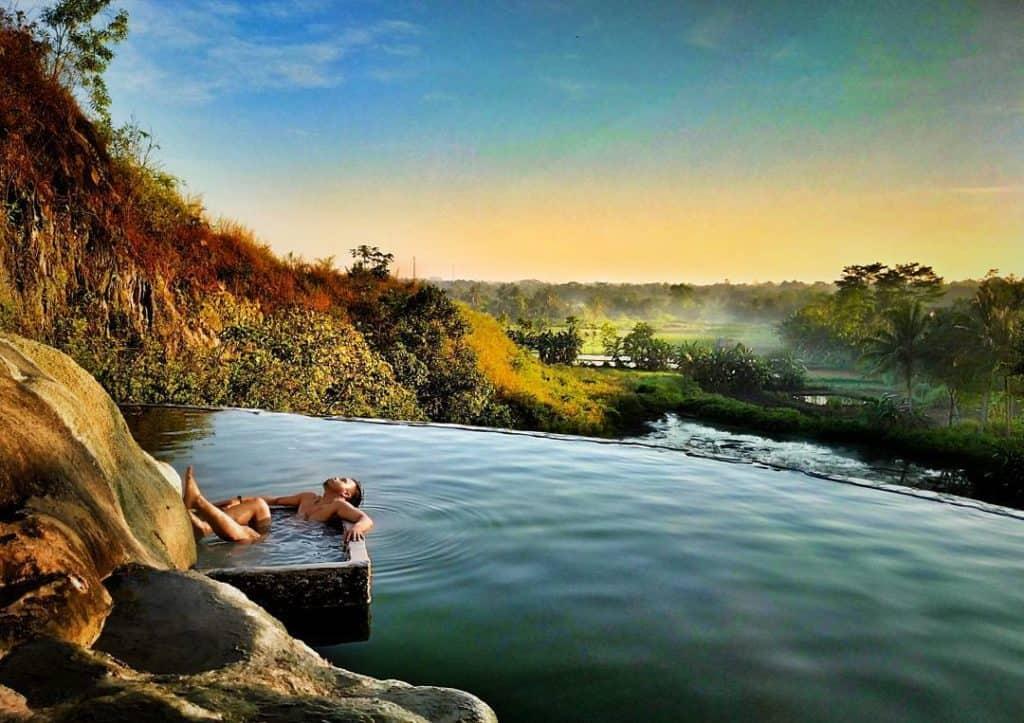 Pemandian Air Panas Tirta Sanita tempat wisata di bogor