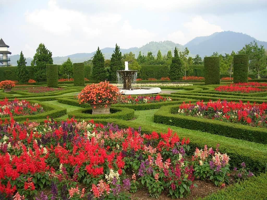 Taman Bunga Nusantara tempat wisata di bogor