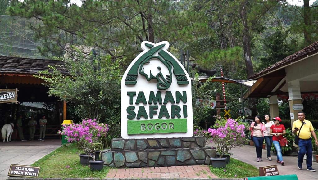 Taman Safari Indonesia tempat wisata dibogor