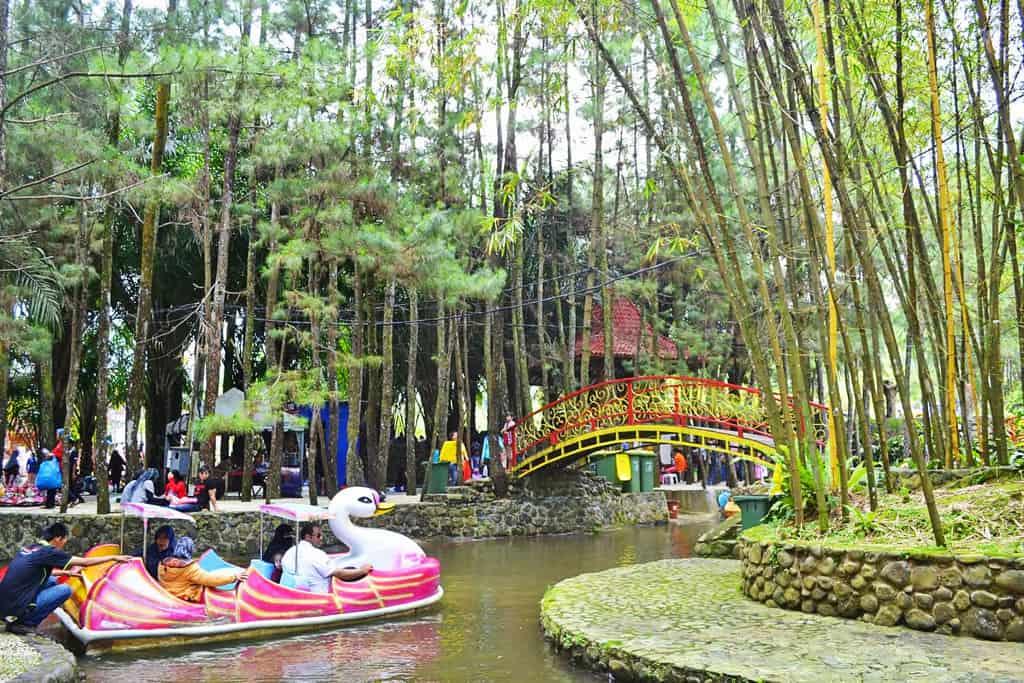 Taman Wisata Matahari tempat wisata di bogor