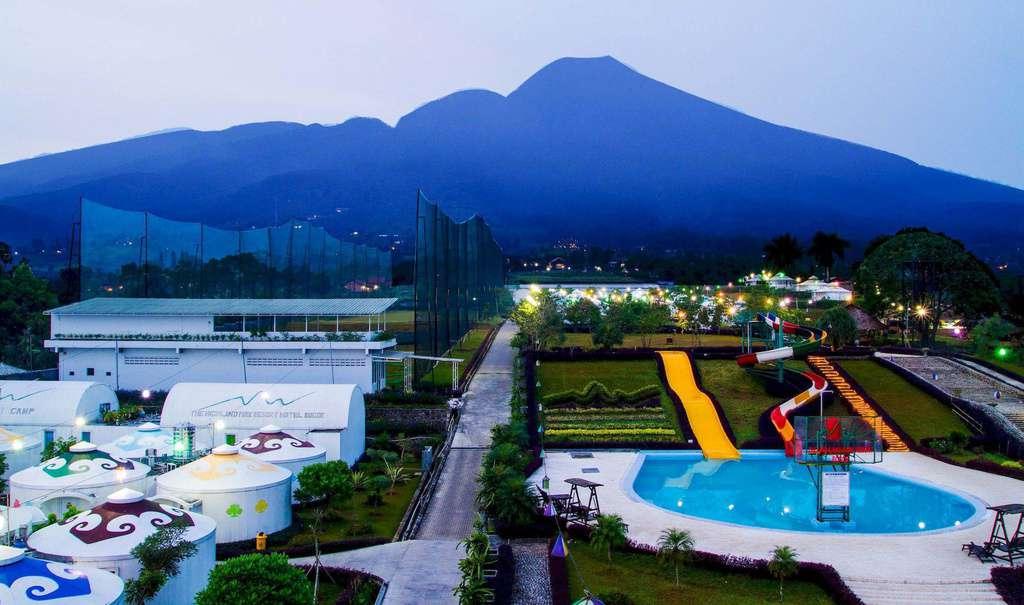 The Highland Park Resort tempat wisata di bogor