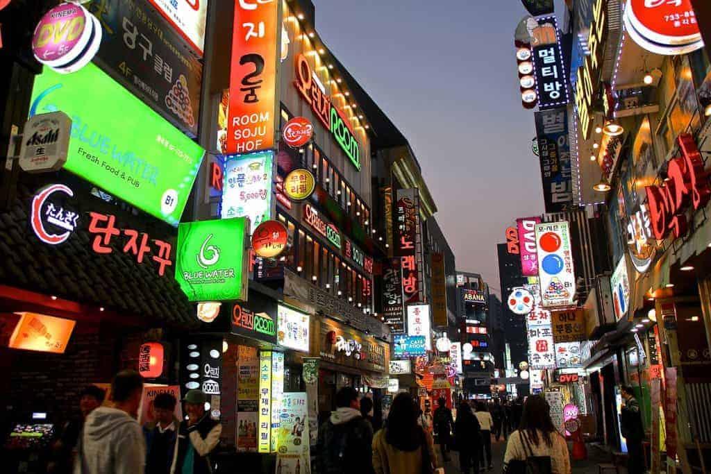 featured tempat wisata di korea selatan 10 Tempat Wisata di Korea Selatan Paling Popular