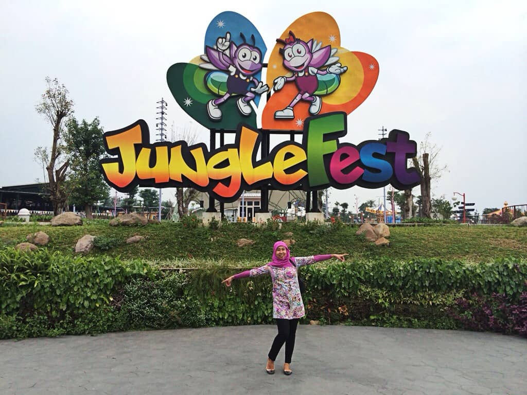 jungle fest bogor tempat wisata di bogor