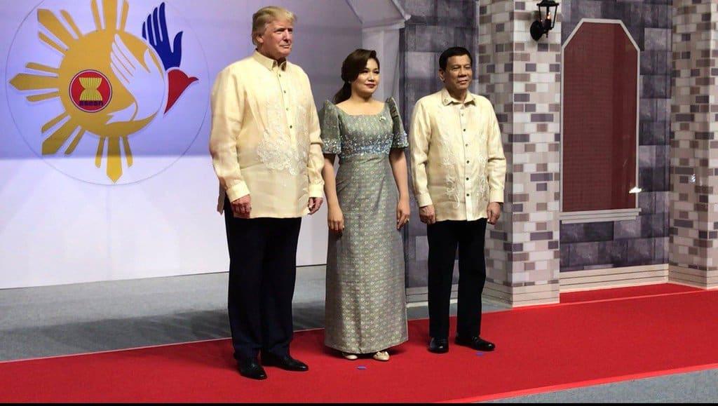 oleh oleh khas filipina barong tagalog terno