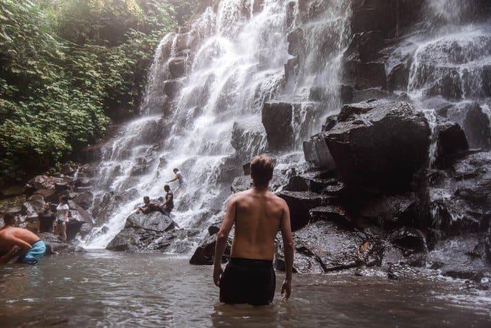 tempat wisata di bali Air Terjun Kanto Lampo