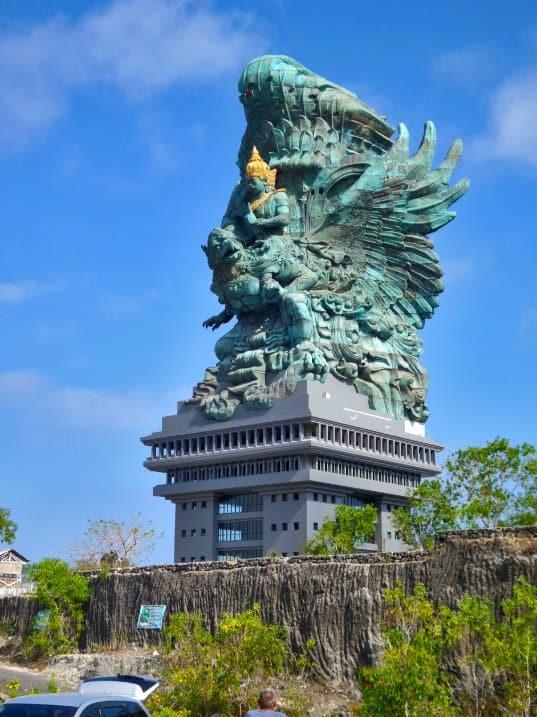 tempat wisata di bali Garuda Wisnu Kencana (GWK)