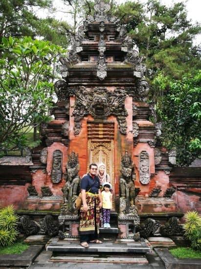 tempat wisata di bali Istana Tampak Siring
