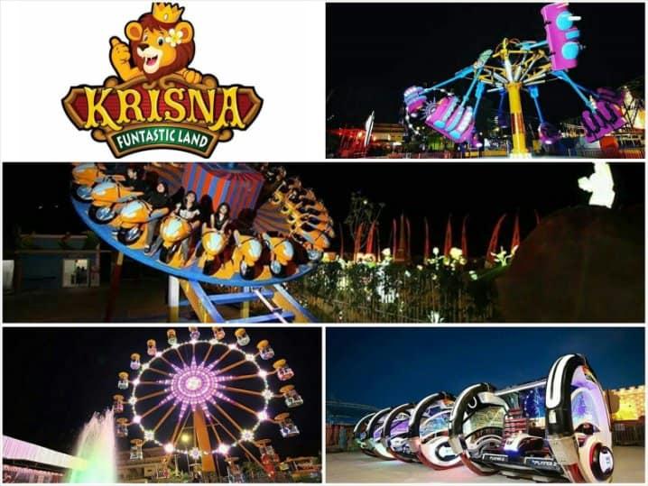 tempat wisata di bali Krisna Funtastic Land