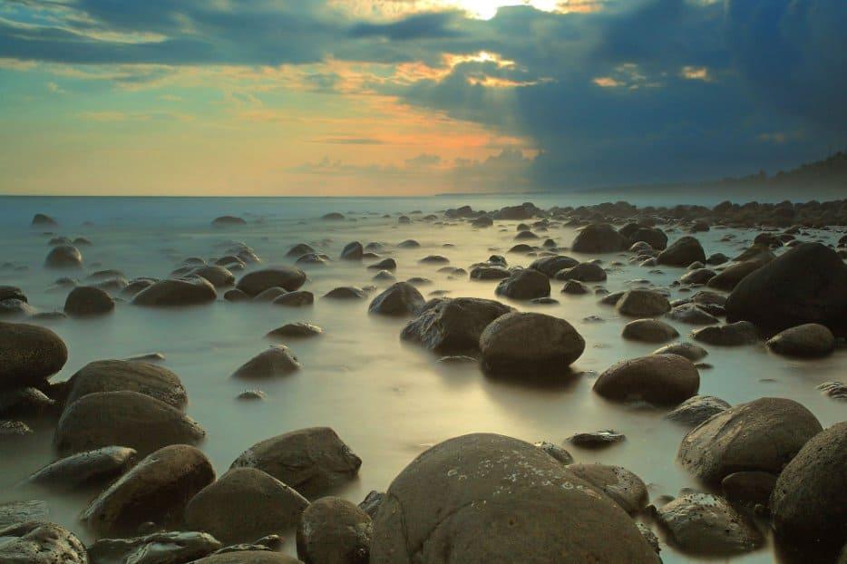 tempat wisata di bali Pantai Yeh Leh