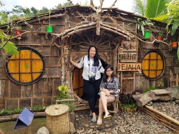 tempat wisata di bali Rumah Hobbit Bali