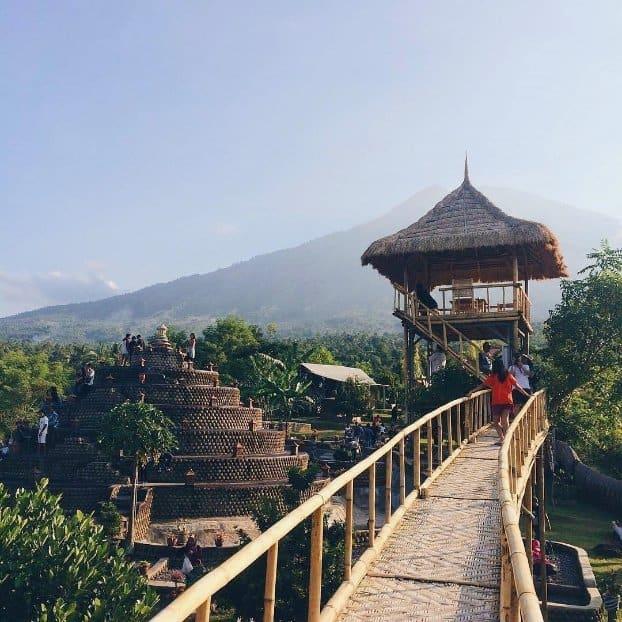tempat wisata di bali Rumah pohon Batu Dawa