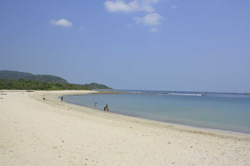 tempat wisata di banten Pantai Carita