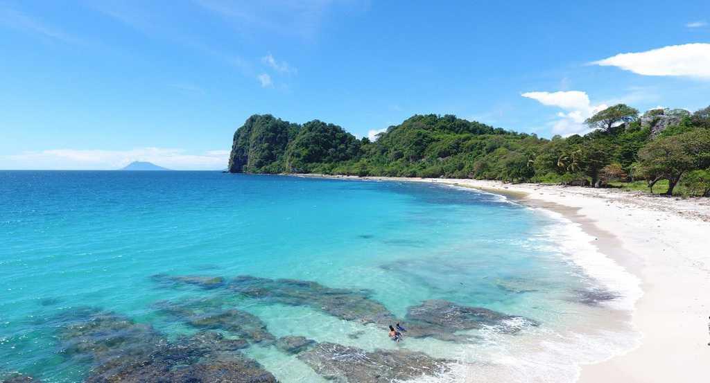 tempat wisata di banten Pulau Sangiang