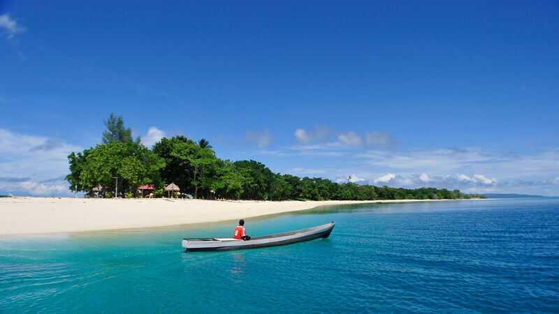 tempat wisata di banten Tanjung Lesung