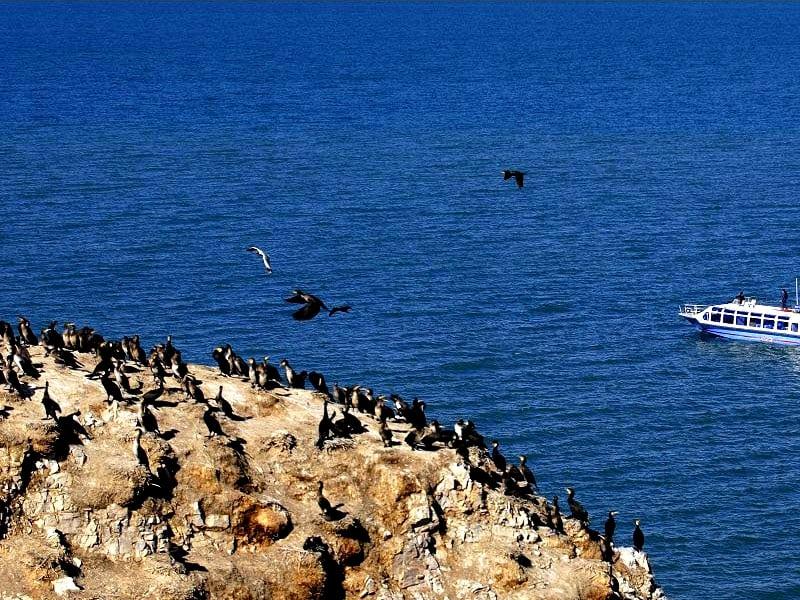 tempat wisata di banten pulau dua atau pulau burung