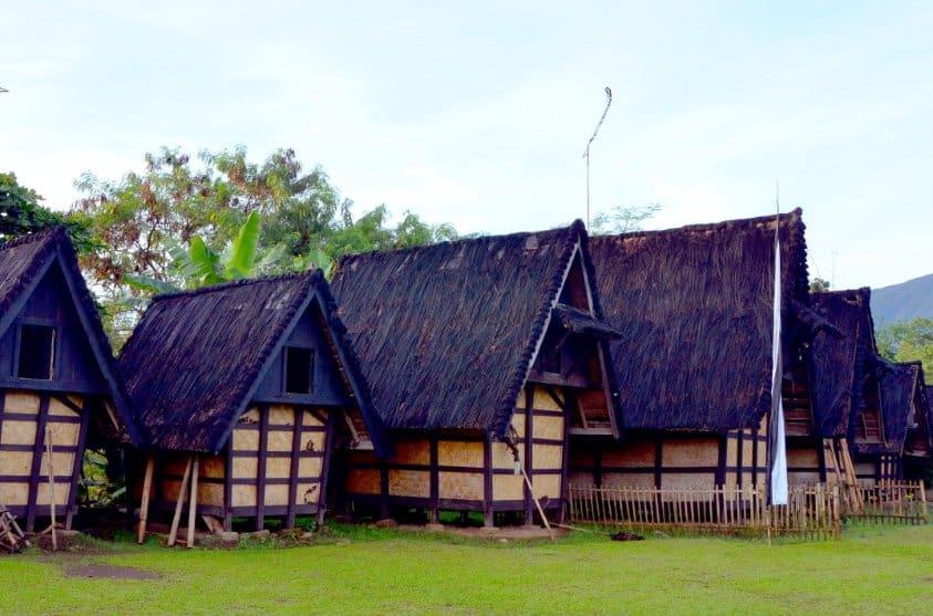 tempat wisata di bogor Kampung Budaya Sindangbarang