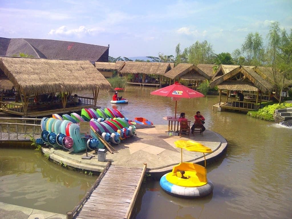 tempat wisata di bogor Rumah Air Bogor 2
