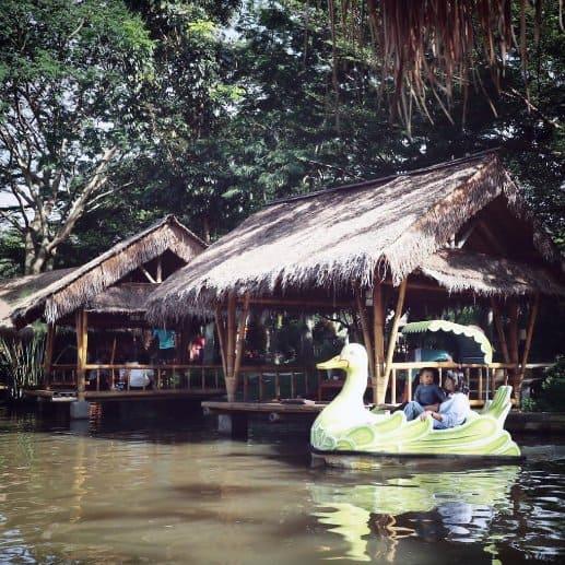 tempat wisata di bogor Rumah Air Bogor Nirwana Residence