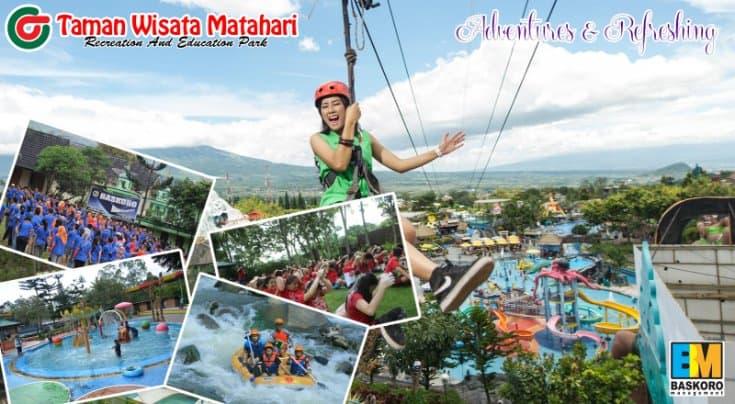 tempat wisata di bogor Taman Wisata Matahari