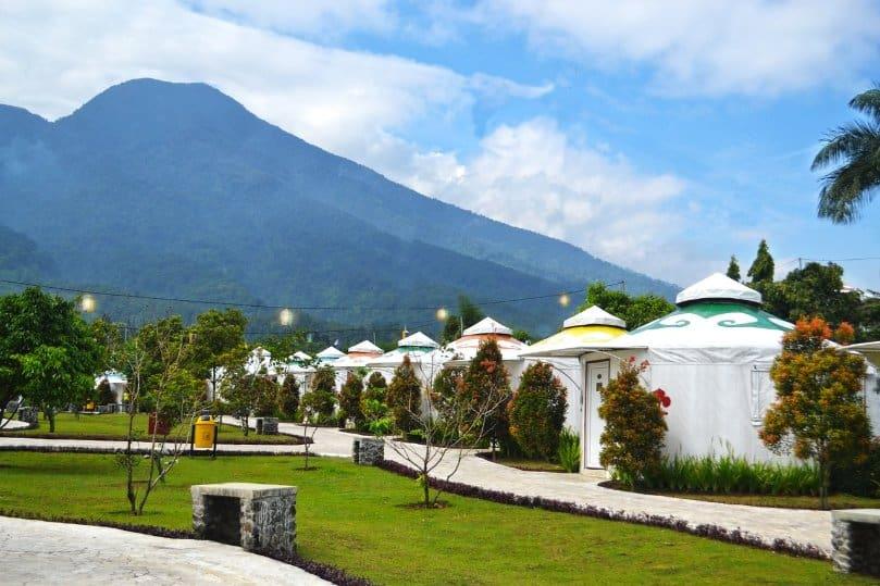 tempat wisata di bogor The Highland Park Resort