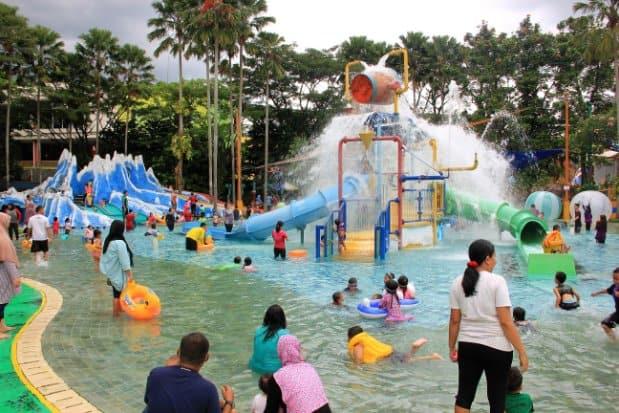 tempat wisata di bogor The Jungle Water Adventure