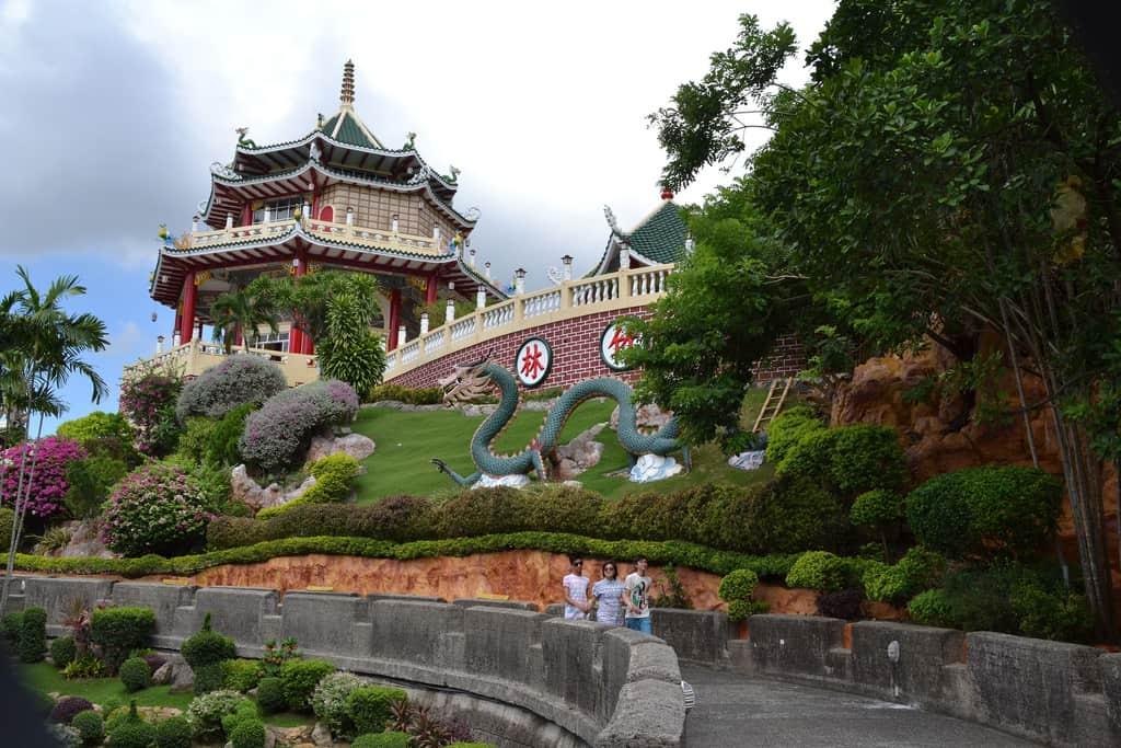 tempat wisata di filipina Cebu Taoist Temple