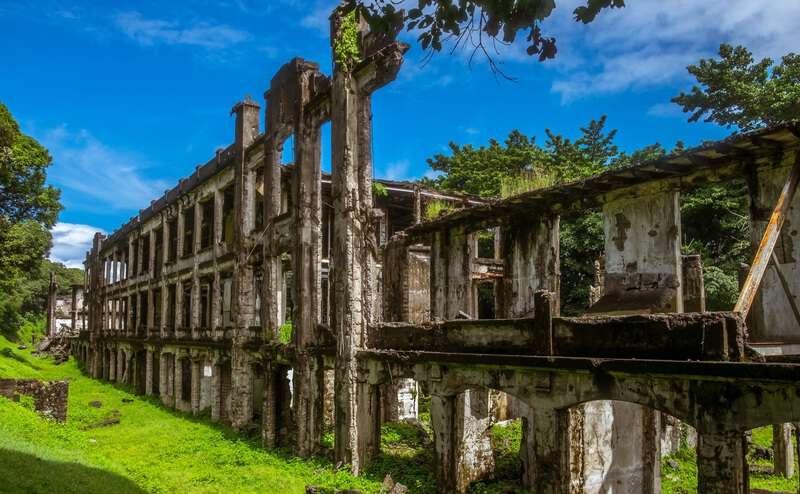 tempat wisata di filipina Corregidor Island
