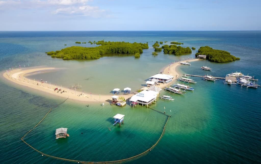 tempat wisata di filipina Honda Bay