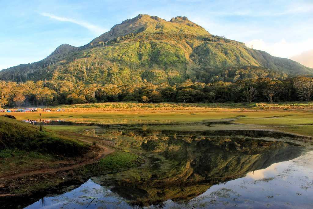 tempat wisata di filipina Mount Apo