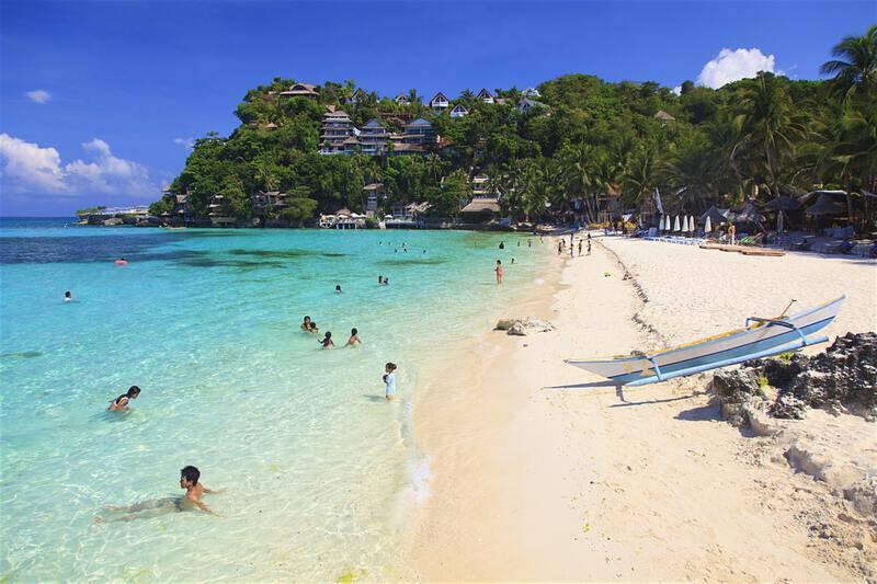 tempat wisata di filipina boracay