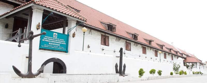 tempat wisata di jakarta Museum Bahari
