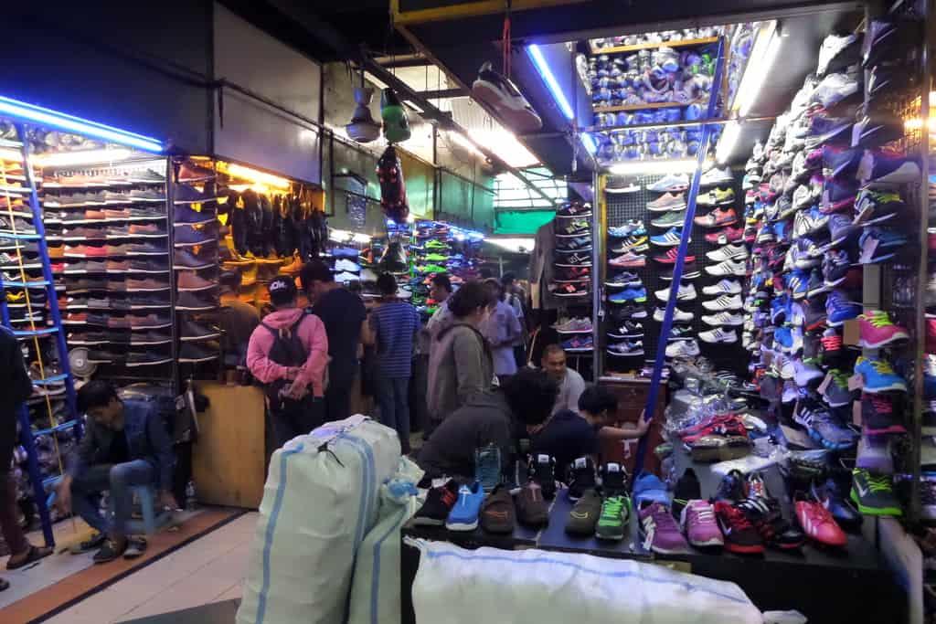 tempat wisata di jakarta Pasar Taman Puring