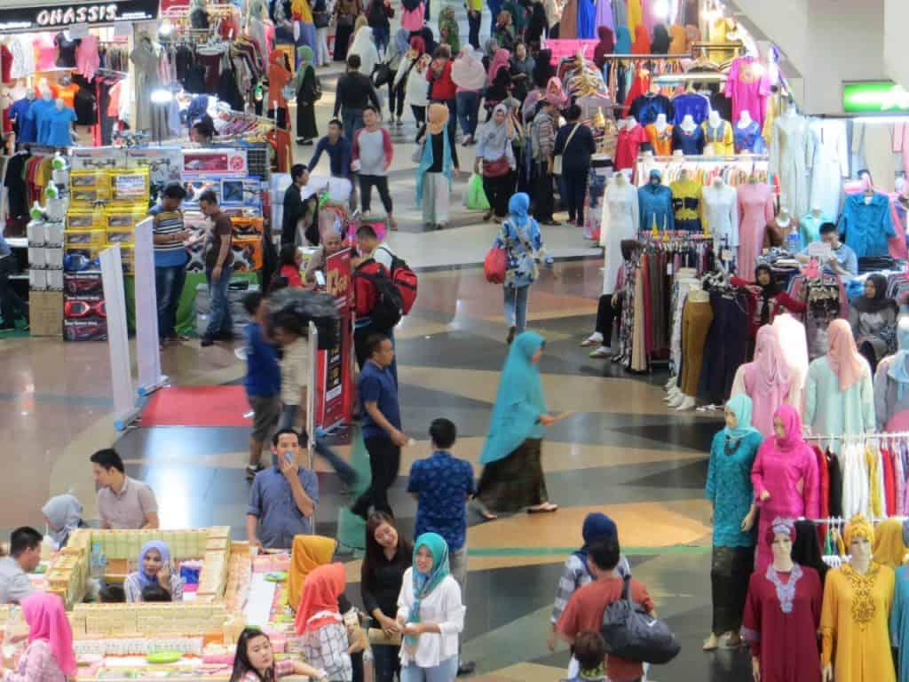 tempat wisata di jakarta Pasar Tanah Abang
