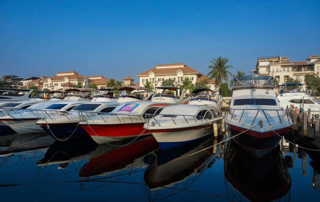 tempat wisata di jakarta Pelabuhan Marina
