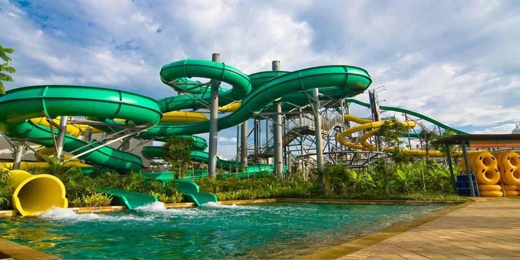 tempat wisata di jakarta Waterbom Jakarta