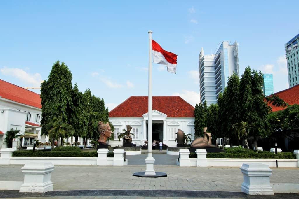tempat wisata di jakarta galeri nasional indonesia