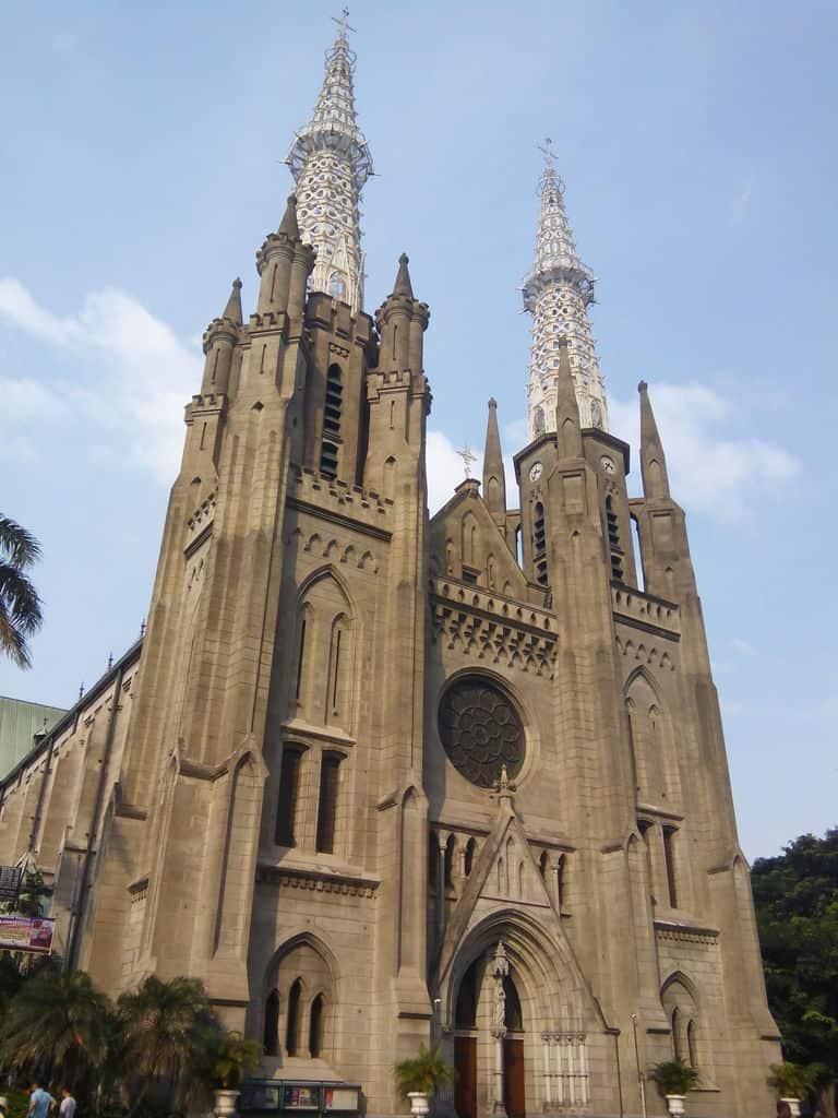 tempat wisata di jakarta gereja katedral