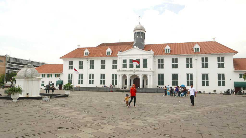 tempat wisata di jakarta museum fatahillah