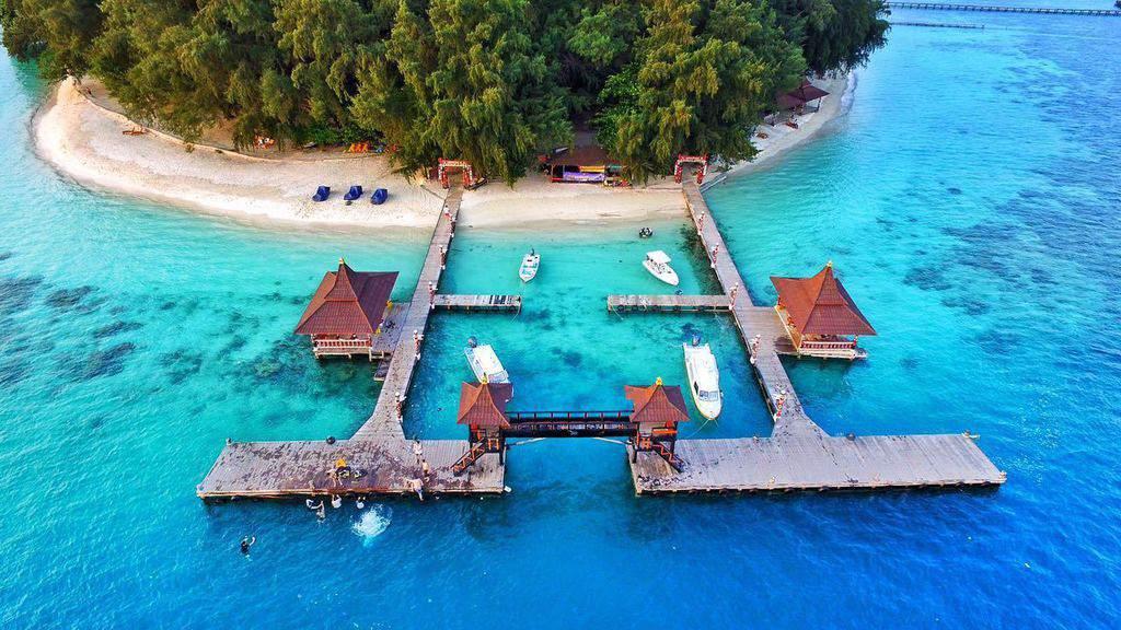 tempat wisata di jakarta pulau seribu