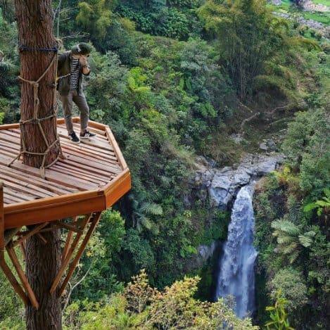 tempat wisata di magelang Air Terjun Kedung Kayangan