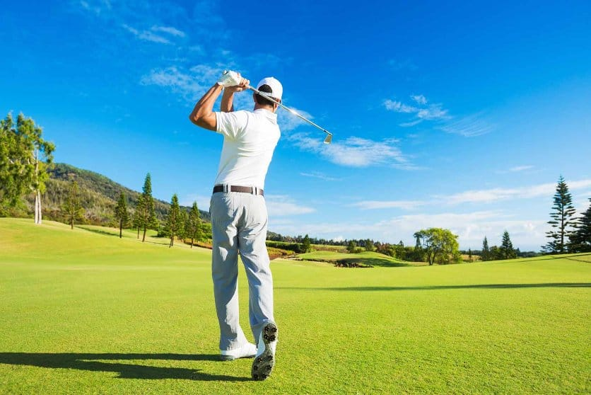 tempat wisata di magelang Borobudur International Golf and Country Club