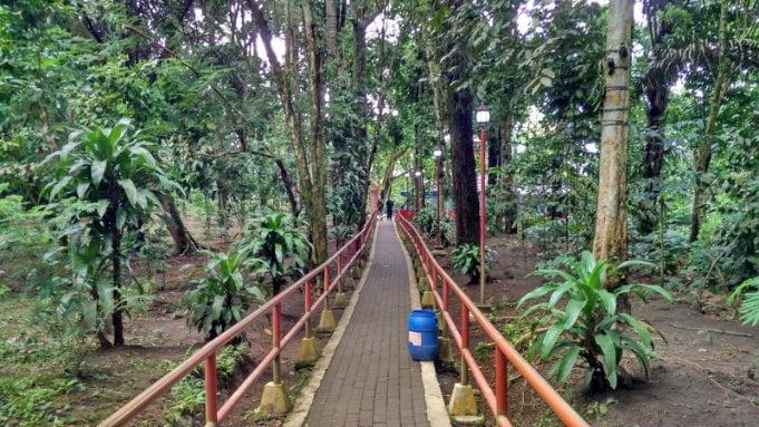 tempat wisata di magelang Bukit Tidar