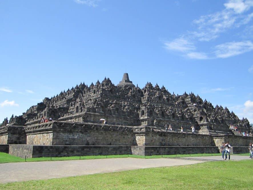 tempat wisata di magelang Candi Borobudur