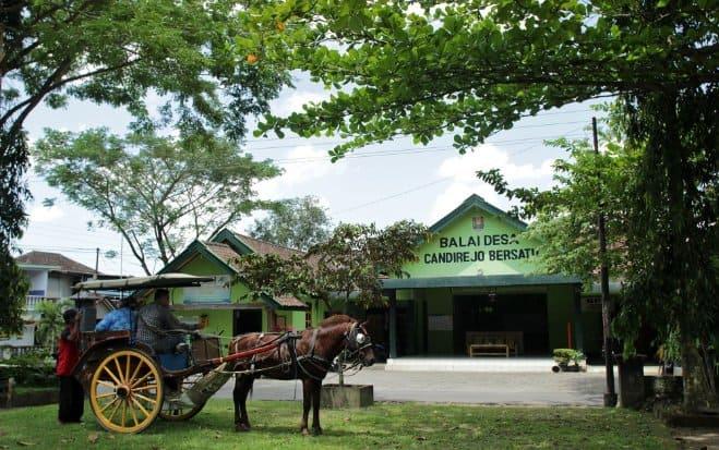 tempat wisata di magelang Desa Wisata Candirejo