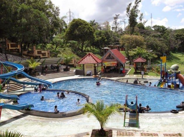 tempat wisata di magelang Kolam Renang Mendut