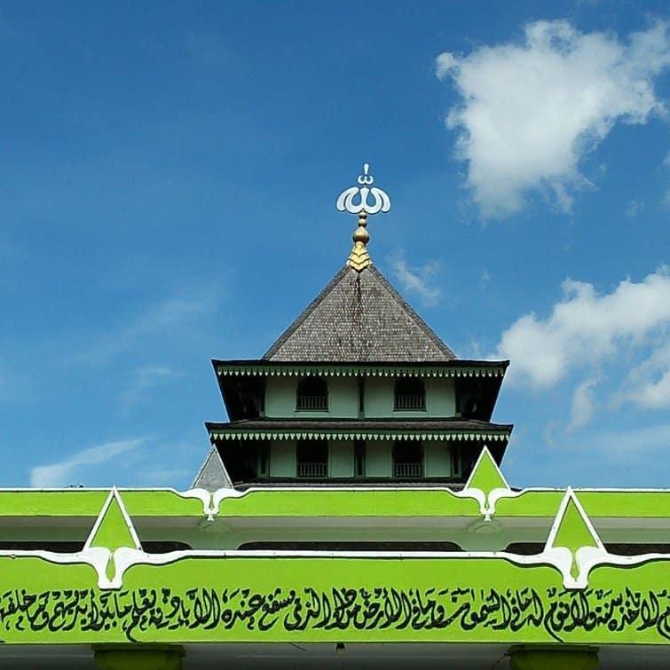 tempat wisata di magelang Masjid Agung Magelang