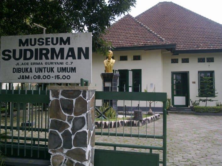 tempat wisata di magelang Museum Jenderal Soedirman