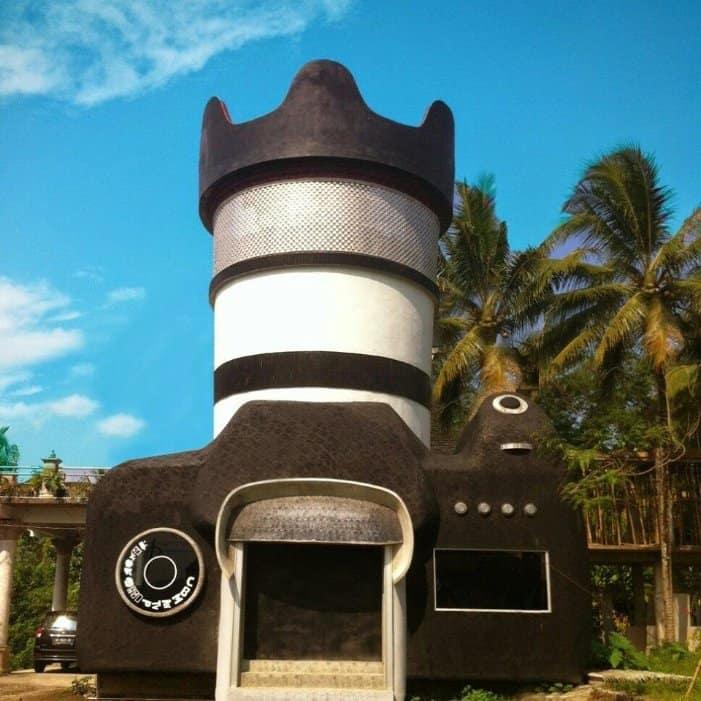 tempat wisata di magelang Rumah Kamera