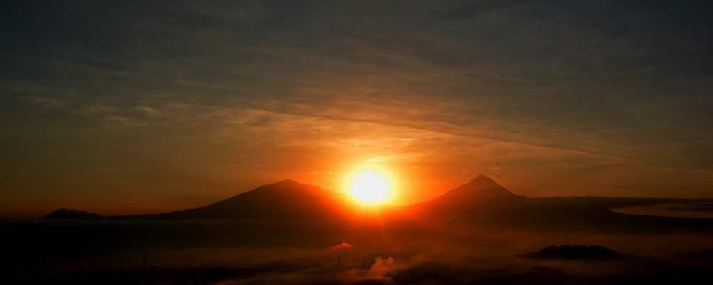 tempat wisata di magelang Sunrise Purwosari Hill